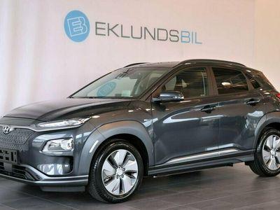 begagnad Hyundai Kona Kampanj Spara 49.000kr EV Advanced+