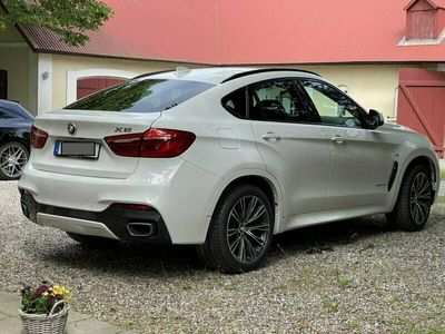 begagnad BMW X6 XDRIVE40D