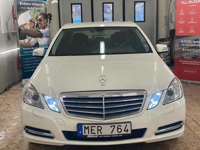 begagnad Mercedes E200 BlueEFFICIENCY Classic 18
