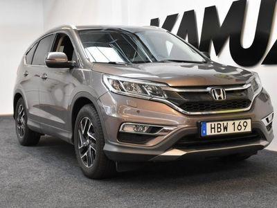 begagnad Honda CR-V 2.0 i-VTEC | Elegance | S&V-Hjul | 155hk