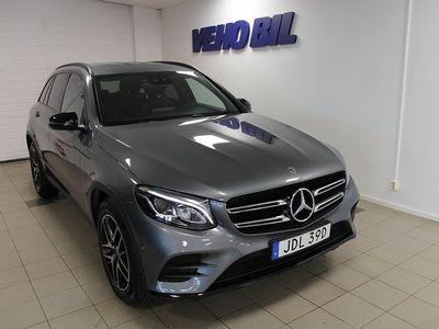 begagnad Mercedes GLC220 d 4M 4-Matic AMG Värmare Backkamera Drag