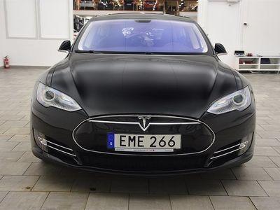 begagnad Tesla Model S P85 421hk AUT / SV-SÅLD / MOMSBIL