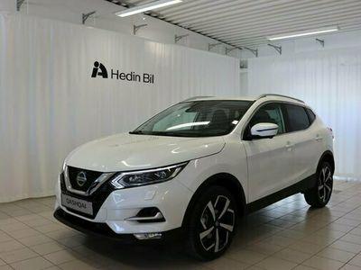 begagnad Nissan Qashqai TEKNA INKL SERVICEAVTAL & VINTERHJUL 2021, SUV Pris 286 900 kr