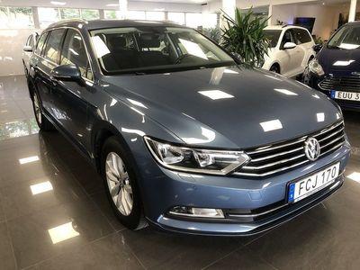begagnad VW Passat 2.0 TDI, *Automat*, *Euro 6 -15