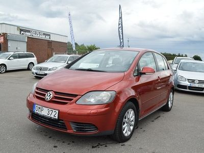 begagnad VW Golf Plus 1.4 TSI 140hk defekt