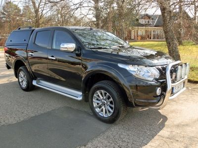 used Mitsubishi L200 Double Cab 2.4 TDI 181 hk 4WD Business Edition