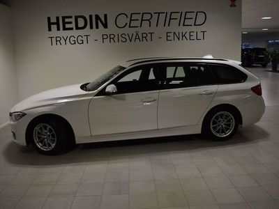 begagnad BMW 320 320d Touring