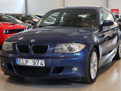 begagnad BMW 120 i 3-door M Sport, Advantage 170hk