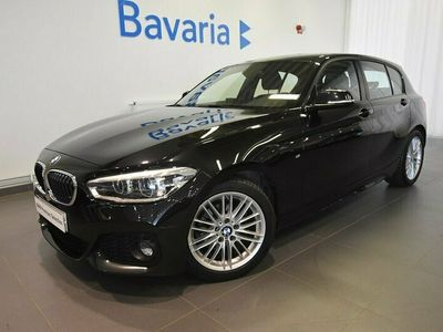 begagnad BMW 118 i Steptronic M Sport Connected PDC HiFi