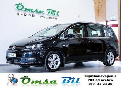 begagnad VW Sharan 2.0 TDI 4M Premium PANORAMA