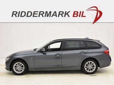 begagnad BMW 318 d Touring Sportline 150hk Moms Drag LED PDC