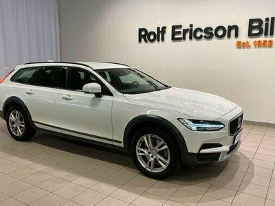 begagnad Volvo V90 CC D4 AWD Business 2017, Kombi Pris 329 500 kr