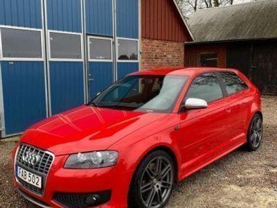 brugt Audi S3 2,0 tfsi lågmilad -07