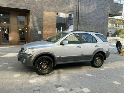 begagnad Kia Sorento 25 CRDI 4X4 Diesel Nybesiktad