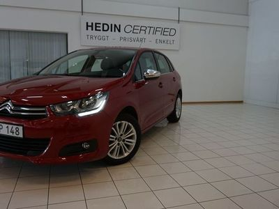 used Citroën C4 130 HK RED PASSION
