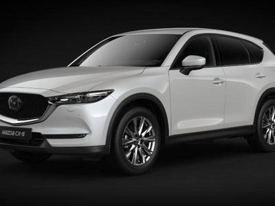 begagnad Mazda CX-5 AWD M6 2.2 DE Optimum 184 hk Signature
