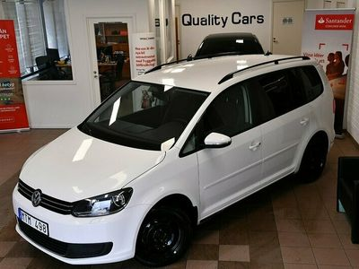 begagnad VW Touran 1.4 TSI EcoFuel DSG Sekventiell 150hk