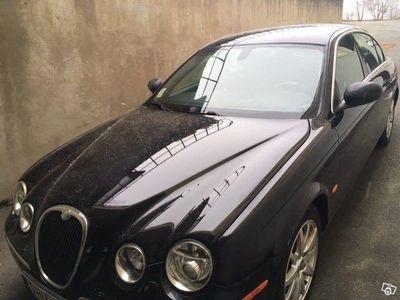 begagnad Jaguar S-Type 2.7d v6 ex, m1 -07
