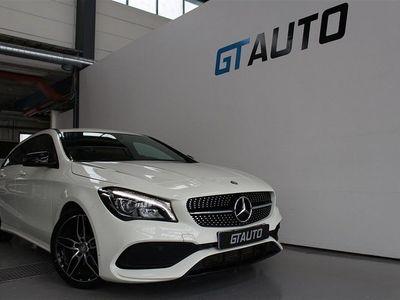 begagnad Mercedes CLA200 Shooting Brake d 4M SB AMG VÄRMARE MOMS