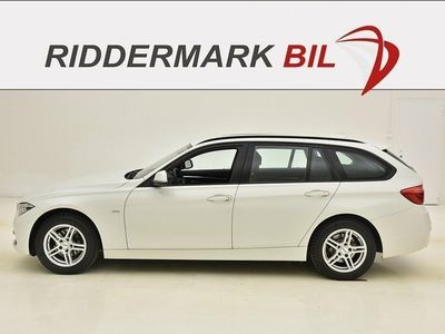 begagnad BMW 318 d xDrive Sport Line 150hk Euro6 LED