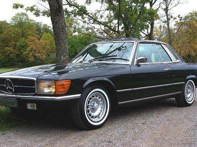 begagnad Mercedes 280 SLC 16400mil