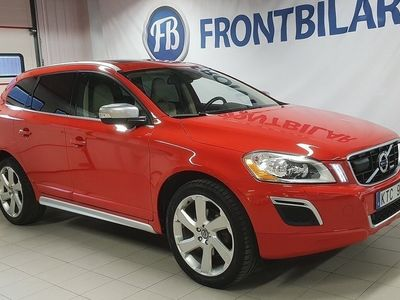 used Volvo XC60 D3 AWD Geartronic, R-Design 163hk -12