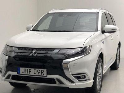 begagnad Mitsubishi Outlander P-HEV 2.4 4WD