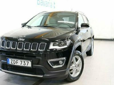 begagnad Jeep Compass 1.4 4WD Automat Limited AWD 2018, SUV Pris 218 700 kr