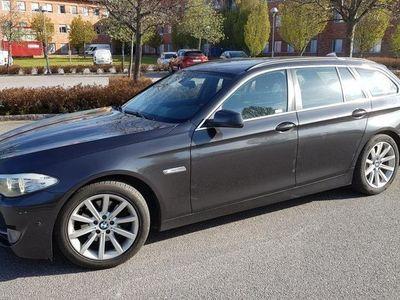 begagnad BMW 520 d Touring Aut Navi
