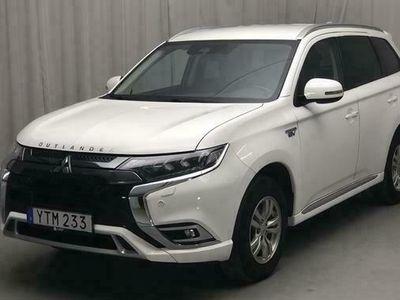 begagnad Mitsubishi Outlander P-HEV 2.4 4WD 2019, SUV Pris 270 000 kr