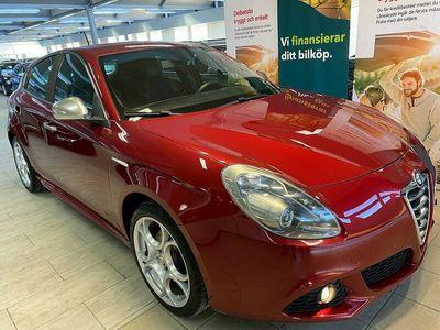 begagnad Alfa Romeo Giulietta 1.4 Ränt 2011, Halvkombi Pris 88 900 kr