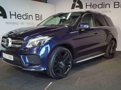 begagnad Mercedes GLE350 d 4MATIC AMG Paket / Fint Utrustad 258hk