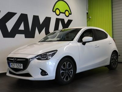 begagnad Mazda 2 Optimum | Skinn | Navi 115HK