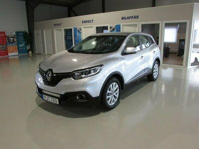 begagnad Renault Kadjar 1.5 dCi Euro 6 110hk Befriad från skatteuttag