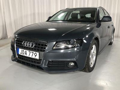 begagnad Audi A4 Avant 2.0 TFSI (180hk)