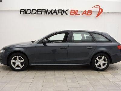 begagnad Audi A4 2.0 TDI Avant quattro* 170hk DRAG / 0:- KONTANT
