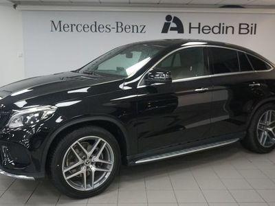 begagnad Mercedes GLE350 D 4MATIC COUPÈ