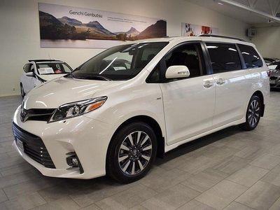 begagnad Toyota Sienna XLE Limited AWD Panorama 360 Ka