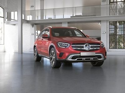 begagnad Mercedes 200 GLCd 4MATIC/Dragkrok