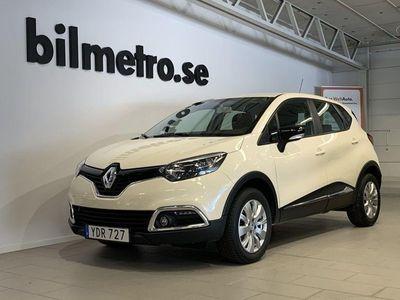 begagnad Renault Captur 0,9 TCE MANUELL 90HK