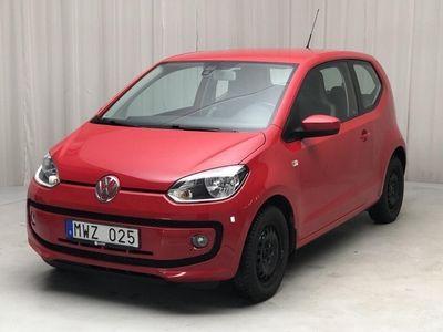 begagnad VW up! VW 1.0 3dr 2013, Halvkombi 54 000 kr
