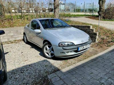 begagnad Opel Tigra