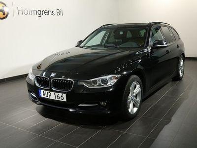 used BMW 318 d xDrive Touring / Drag / Larm