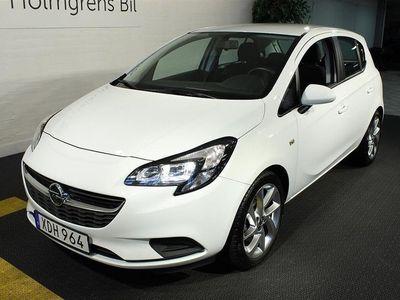 begagnad Opel Corsa Enjoy 5d Pluspaket