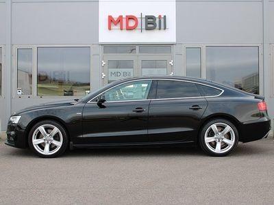 begagnad Audi A5 Sportback 2.0 TDI 190hk S-Line M värmare Nyservad