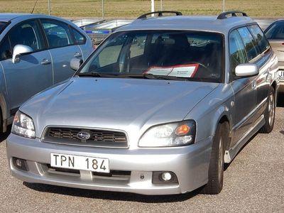 begagnad Subaru Legacy 2,0 GL 4-WD Dragkrok