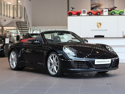 begagnad Porsche 911 Carrera Cabriolet 911 991 370hk