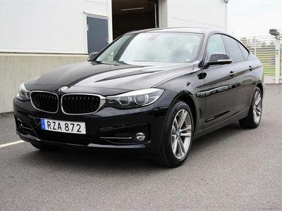 begagnad BMW 320 Gran Turismo i Aut xDrive Model Sport Navi Drag HiFi 2019, Sedan 339 000 kr