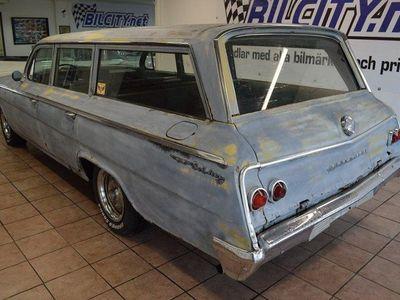begagnad Chevrolet Bel Air Hgw 1962 9-sits Avbetalning