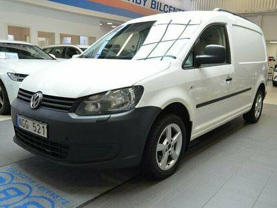 begagnad VW Caddy Maxi 2.0 TDI 140 Automat / Webasto / Krok